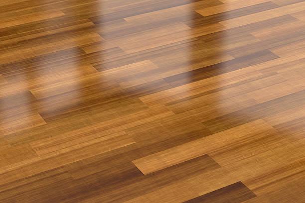 Visgraat vloer vloerverwarming